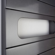 Instamat Deco - Ovale handdoekopening