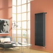 Instamat PR Ledenradiator met ingebouwde thermostaat