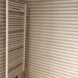 Nera gegalvaniseerd in badkamer