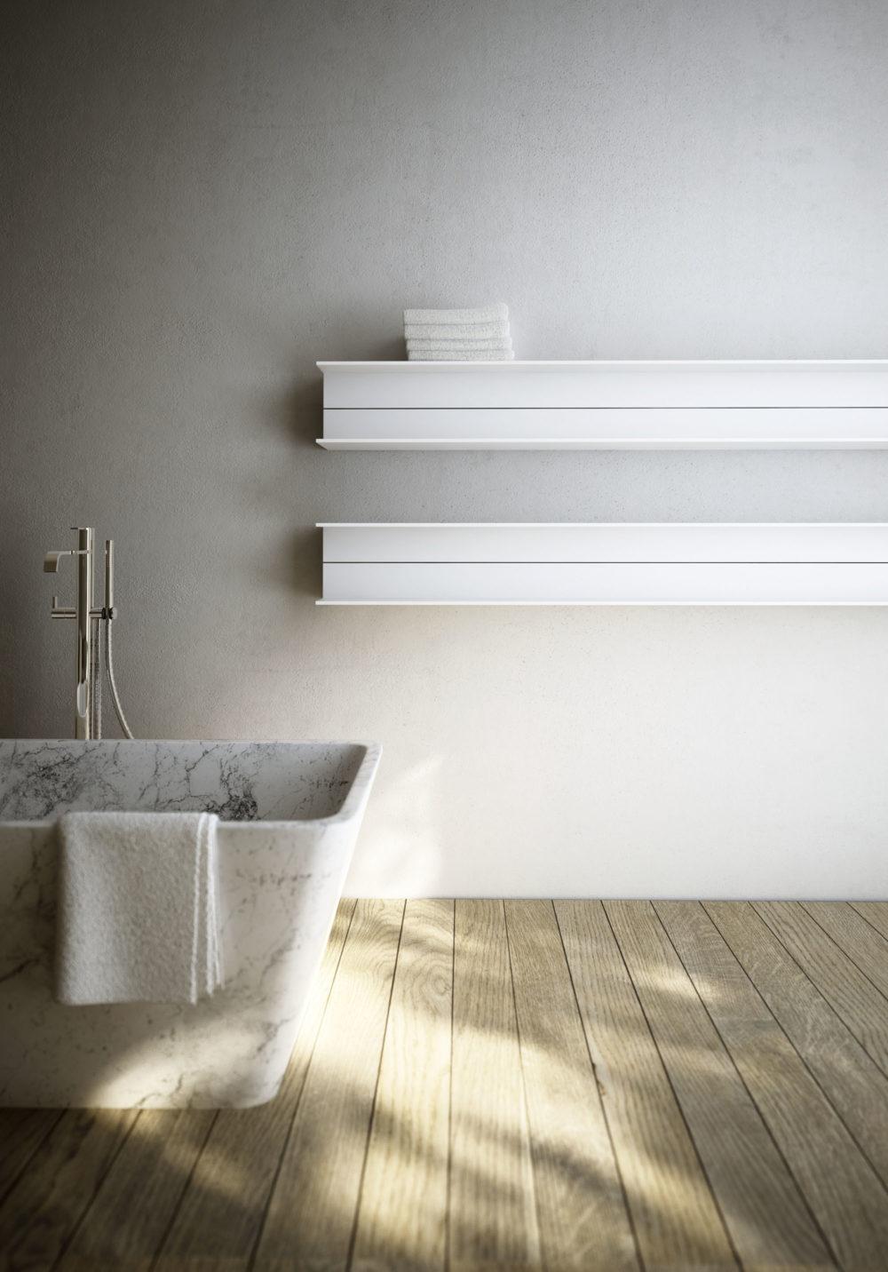 welke radiator badkamer - instamat