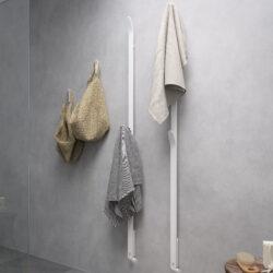 Arc handdoekwarmer
