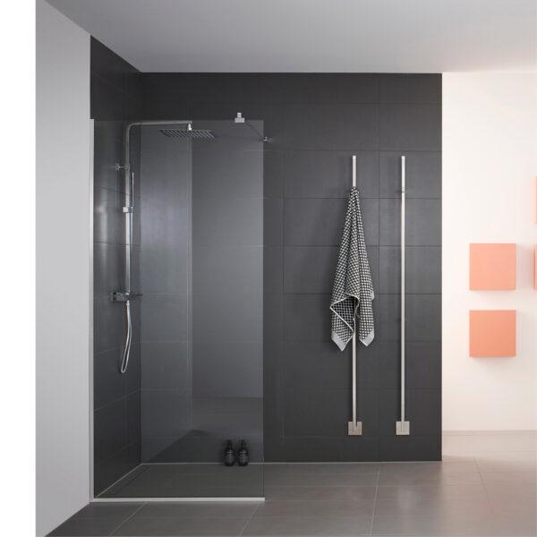 Square handdoekwarmer